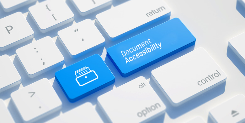 Document Accessibility – Is it Compliance or Business Requirement?