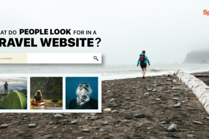 What do people look for in a travel website