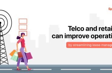 Telco and retailers can improve operations by streamlining lease management
