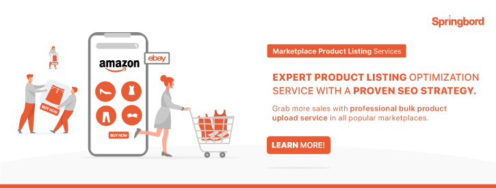 Amazon Marketplace Management and Product Listing Services