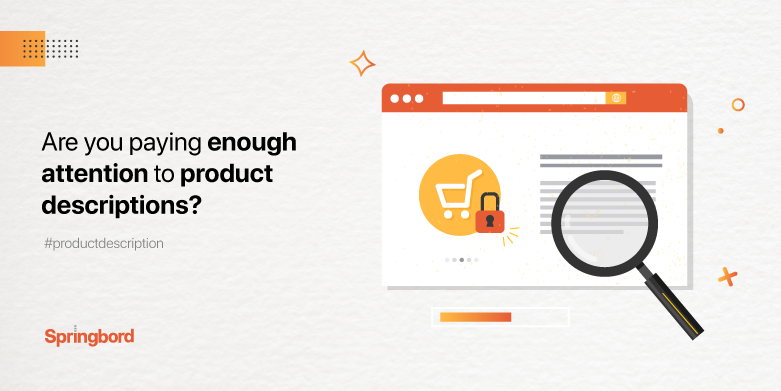 Are you paying enough attention to product descriptions?