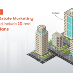 Know all about 2D and 3D Stacking Plan Services in Real Estate