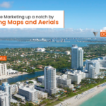 Take real estate marketing up a notch by outsourcing maps and aerials