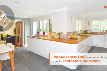 Virtual reality (VR) is a game changing tool for real estate marketing