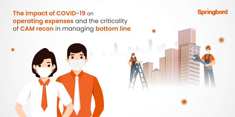The impact of COVID-19 on operating expenses and the criticality of CAM reconciliation in managing the bottom line