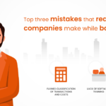 Top three mistakes that real estate companies make while bookkeeping