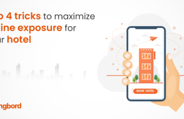 Top 4 tricks to maximize online exposure for your hotel
