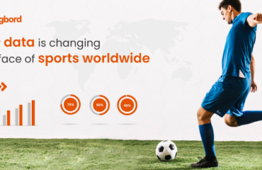 How data is changing the face of sports worldwide