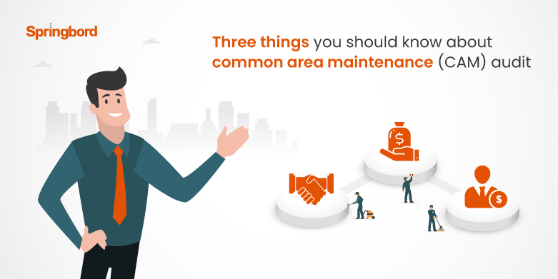 Three things you should know about common area maintenance (CAM) audit