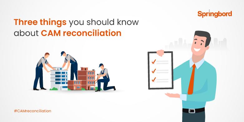 CAM-reconciliation