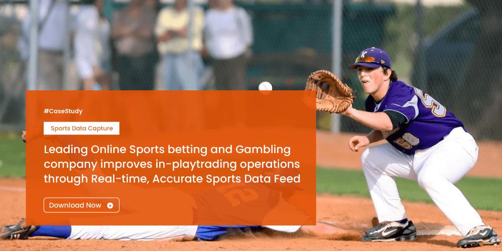 Sports data capture - casestudy