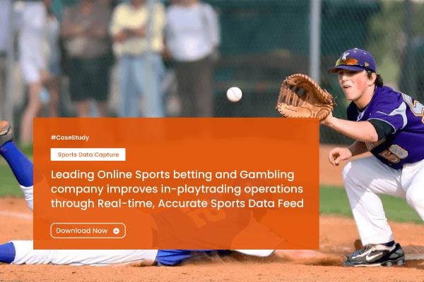 Sports data capture thumbnail - casestudy